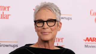 Jamie Lee Curtis attends the AARP 19th Annual Movies For Grownups Awards at the Beverly Wilshire Hotel on Saturday, Jan 11, 2020, in Beverly Hills, Calif.