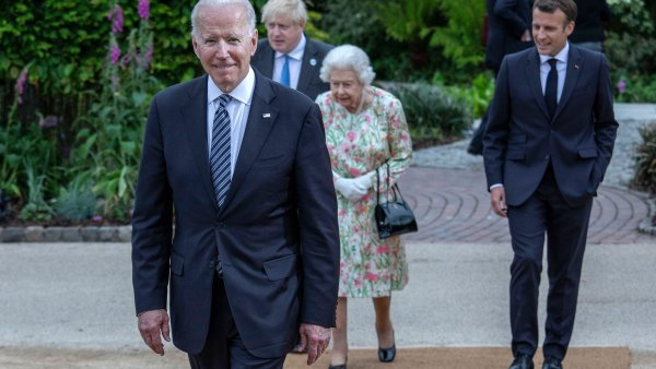 Biden at NATO: Ready to Talk China, Russia and Soothe Allies 2