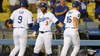 MLB: JUN 14 Phillies at Dodgers