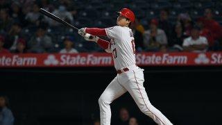 MLB: JUN 18 Tigers at Angels