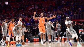2021 NBA Playoffs- Phoenix Suns v LA Clippers