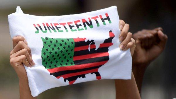 Black Americans Laud Juneteenth Holiday, Say More Work Ahead 1