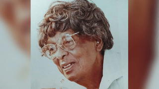 Photo of Lulu later in life.