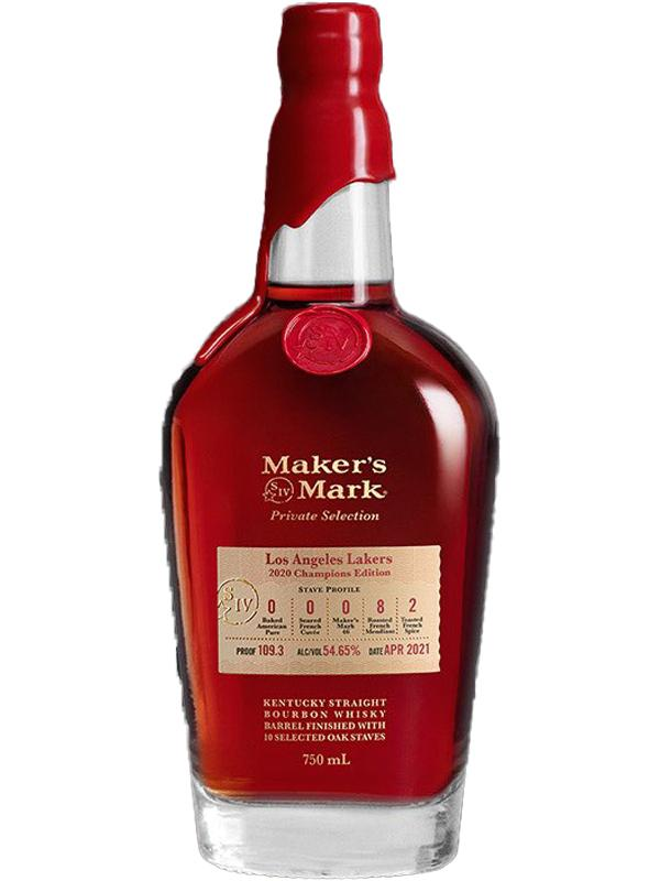 Maker's Mark x Lakers Private Select 2020