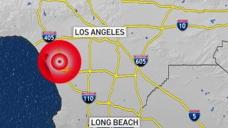 A magnitude-3.4 earthquake rattled the South Bay.