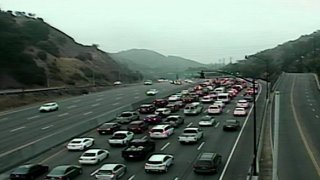 Part of the 101 Freeway was closed Monday July 5, 2021 due to a fatal crash.