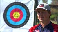 Hitting His Mark: Irvine's Jack Williams at the Olympics