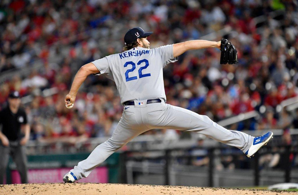 MLB: JUL 03 Dodgers at Nationals
