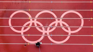 Olympic track
