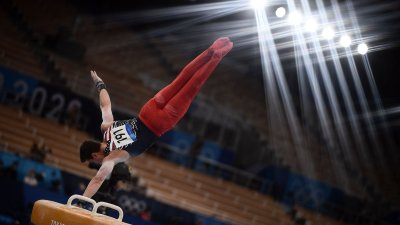 U.S. Men's Gymnastics Comes in 5th, Shut Out of All-Around Medals