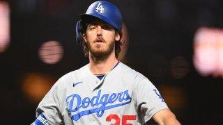 MLB: JUL 27 Dodgers at Giants