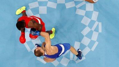 Isley Beats Bandarenka in Olympic Debut