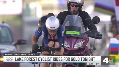 Olympic Cyclist Amber Neben, of Lake Forest, on Positivity and Perseverance
