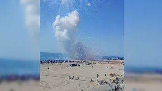 ocean city fireworks explosion