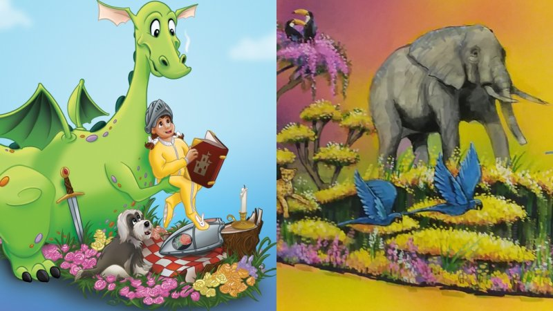 Rose Parade Fans, Check Out a Few New 2022 Floats