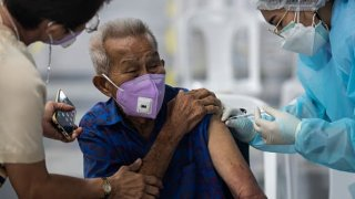 coronavirus Bangkok, Thailand
