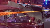 Three People Killed in Fiery Crash in Burbank