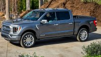 16,000 New Ford F-150 Pickups Recalled Over Seat Belt Issue: NHTSA