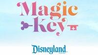 Disneyland Just Unveiled Its New 'Magic Key' Pass Program