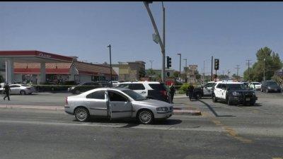 Man Dead in Car Shooting, Child in Car Unharmed