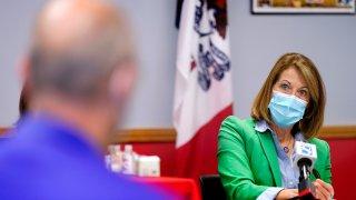 Rep. Cindy Axne, D-Iowa
