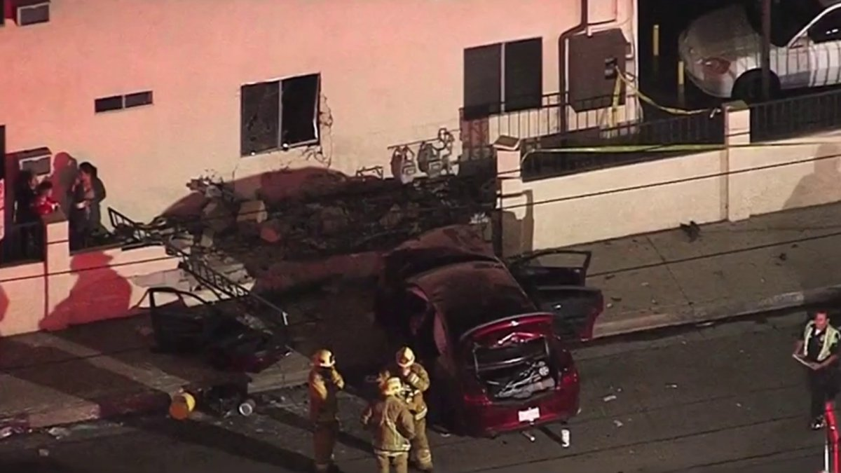Fatal Pacoima Crash Leaves One Dead and Five Injured