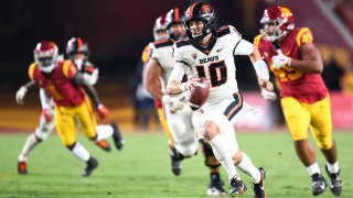 COLLEGE FOOTBALL: SEP 25 Oregon State at USC