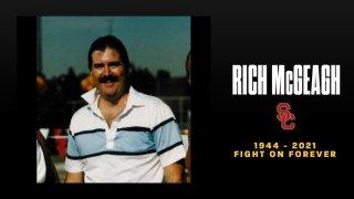 A photo of Rich McGeagh