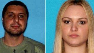 Richard Ayvazyan, 43, and Marietta Terabelian, 37, are pictured.