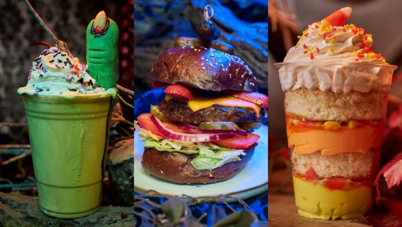 Knott's Scary Farm Is Bubbling With Ghoulishly Good Grub