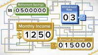 Retiring With $500,000: How Much Money You'll Have in Your Monthly Budget