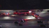 Major Delays on 5 Freeway Near 110, As Accidents Close Lanes