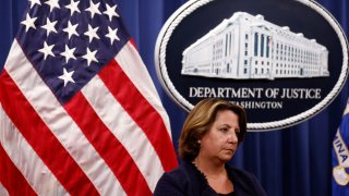 Lisa Monaco, deputy U.S. attorney general