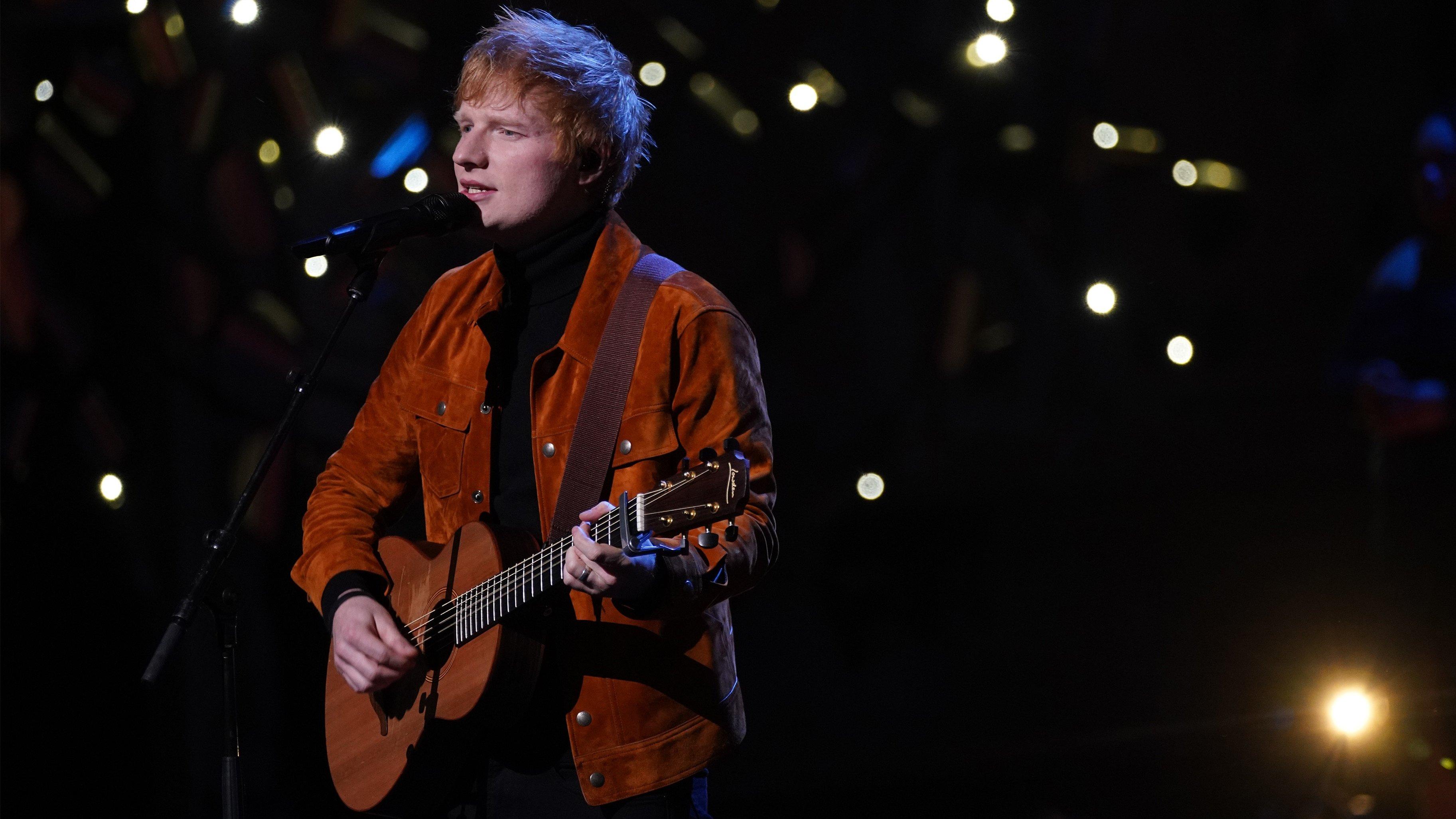 Ed Sheeran Has COVID, Will Do Performances From Home – NBC Los Angeles