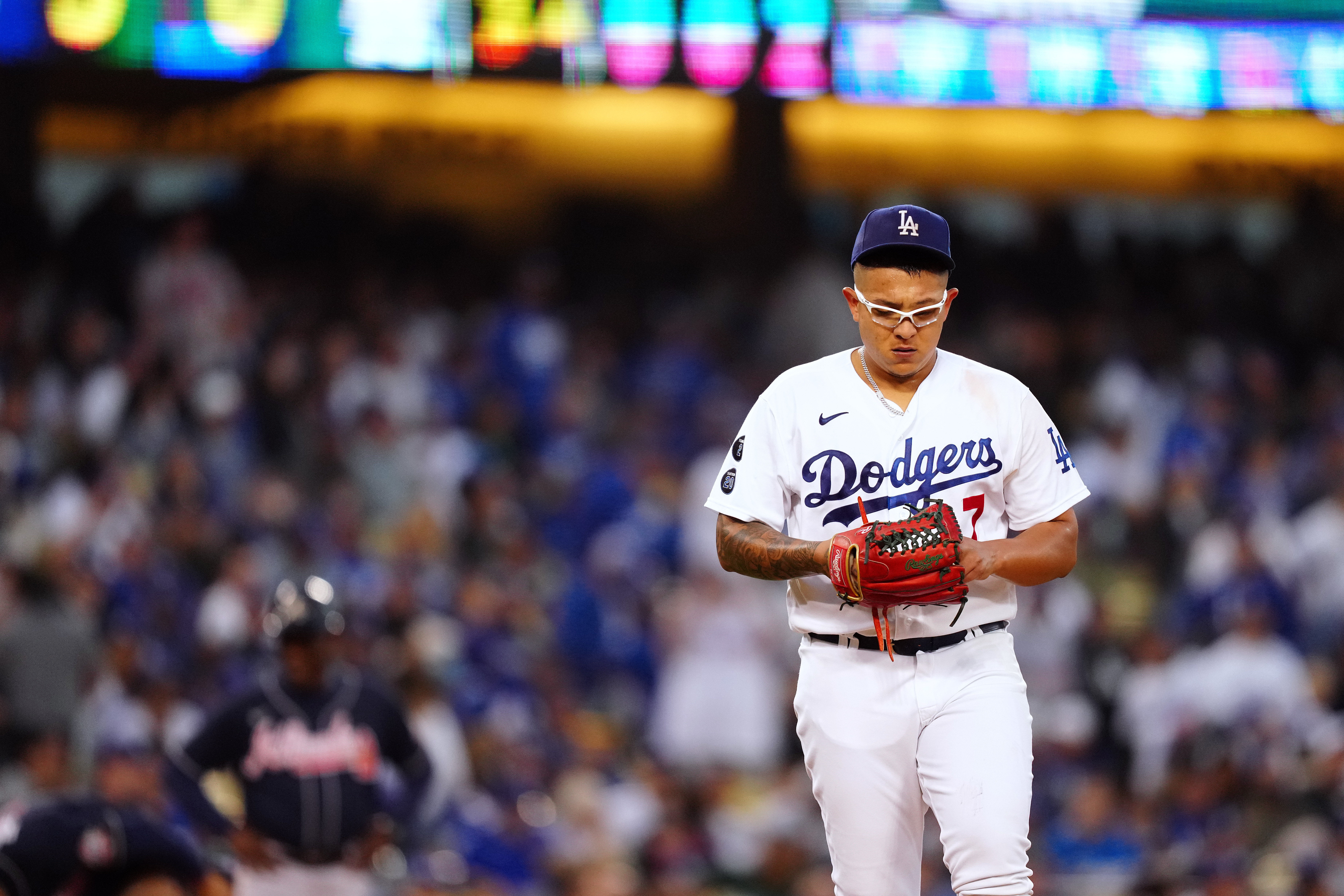 Deja vu all Over Again as Dodgers Lose to Braves 9-2 in Game 4, Facing 3-1 NLCS Deficit for Second Straight Year