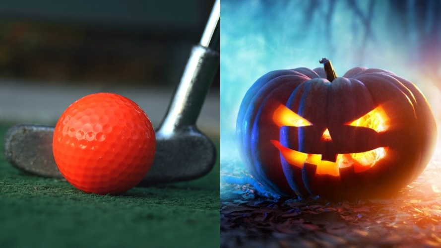 Mini Golf Will get Gleefully Ghostly at a Quirky SoCal Course