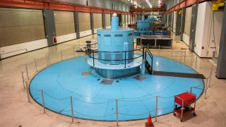 Located near Oroville Dam, Edward Hyatt Powerplant is an underground, hydroelectric, pumping-generating facility located in Butte County, California.
