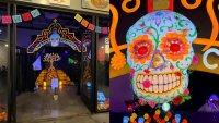 'Casa Calaveras,' a Moving and Merry Installation, Returns