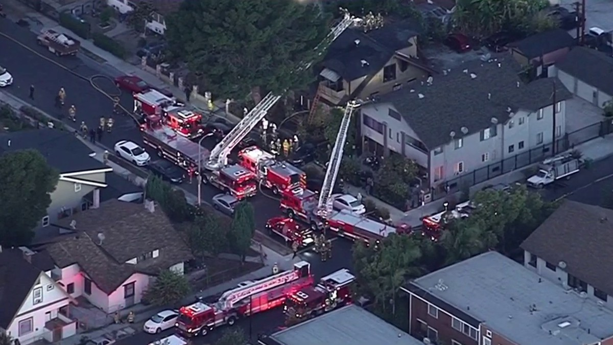 One Killed in Harvard Heights House Fire