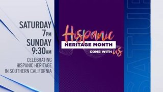Hispanic Heritage Month Special on NBC4 Southern California