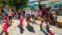 Kidspace's Halloween Parades Are Delighting Families Daily
