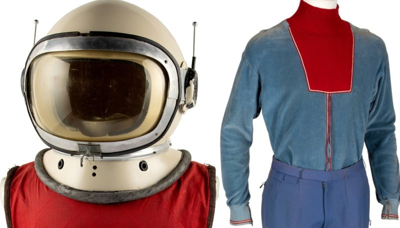 Vintage 'Lost in Space' Outfits Lift Off at a Cosmic Auction