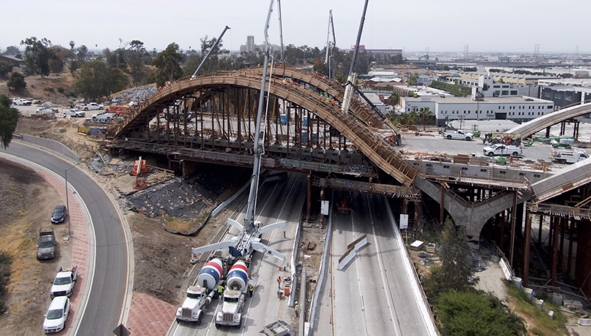 How to Get Around This Weekend's 101 Freeway Closure East of Downtown LA