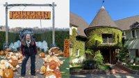 Walt Disney's Mansion Opens for Pumpkin Carving, Tours