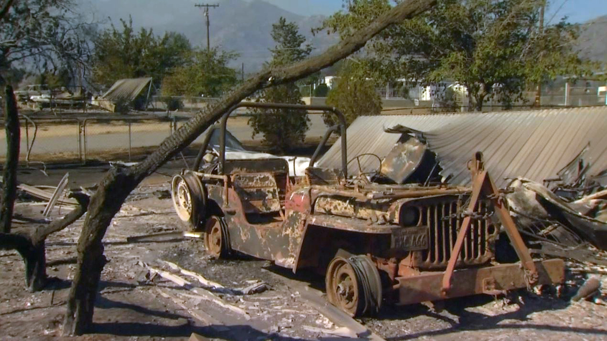Some Evacuations Lifted in Deadly Erskine Fire