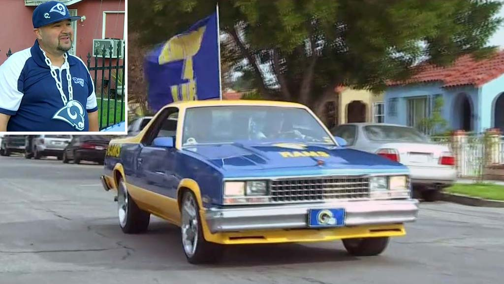 Who's That Rolling in the Ramsmobile?