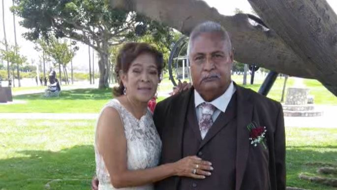 Raul Corrales, 69, was shot to death on Tuesday, Oct. 9, 2018 while watering his lawn.