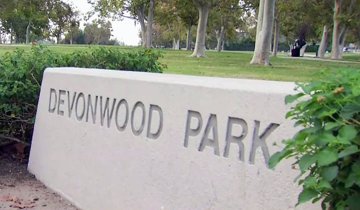 Devonwood Park in Mission Hills is pictured Friday Oct. 5, 2018.