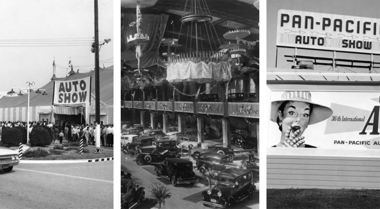 For as long as the car has been part of the American landscape, Los Angeles has been the place to tell its story.