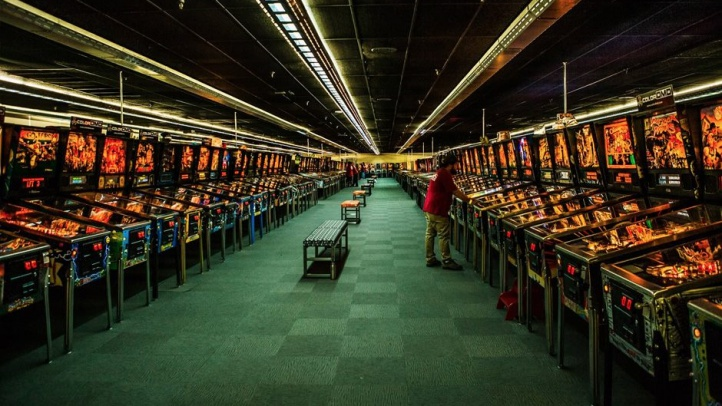 'Pinball Madness' to Go Full Tilt with 1000+ Machines